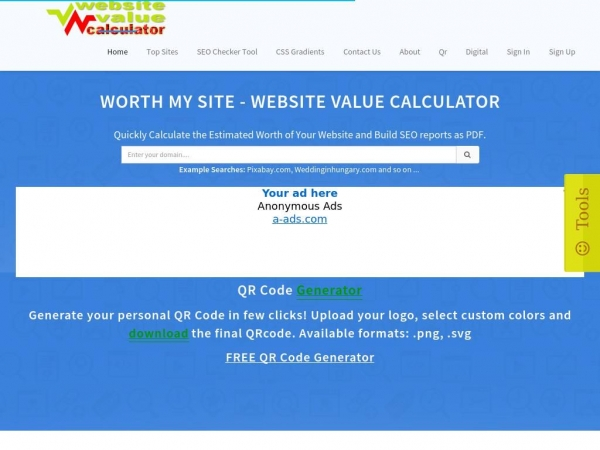 website-value-calculator.info
